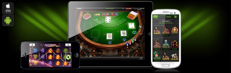 888cassino mobile