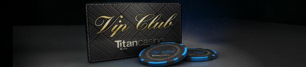 titan casino vip