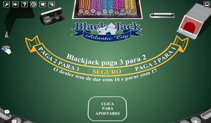 blackjack microgaming