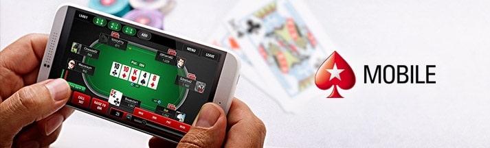 Aplicativos para PokerStars mobile são ótimos e feitos para diferentes plataformas.