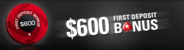 pokerstars bonus boas vindas