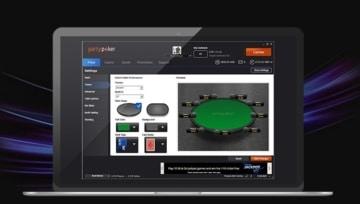 Software Partypoker é excelente, tanto para PC como para mobile