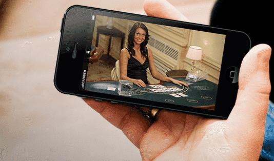 cassino software celular