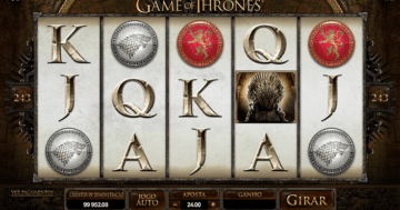 game of thrones jogo