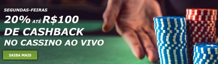 BET90 cassino cashback