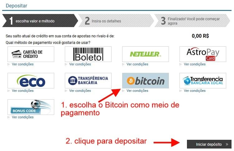bitcoin rivalo