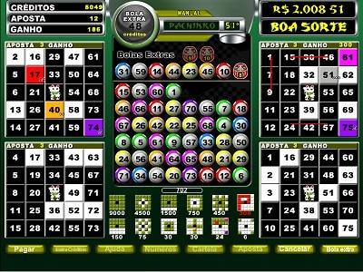 interface do jogo Pachinko 3 no Playbonds cassino
