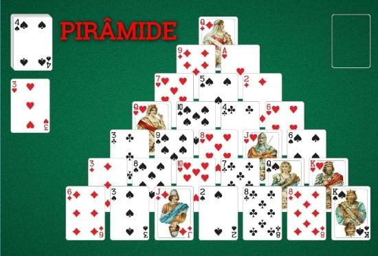 pirâmide online