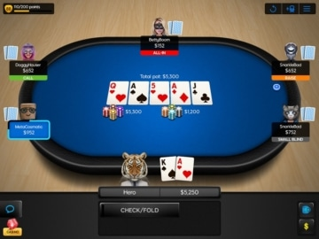 mesa do cassino 888poker