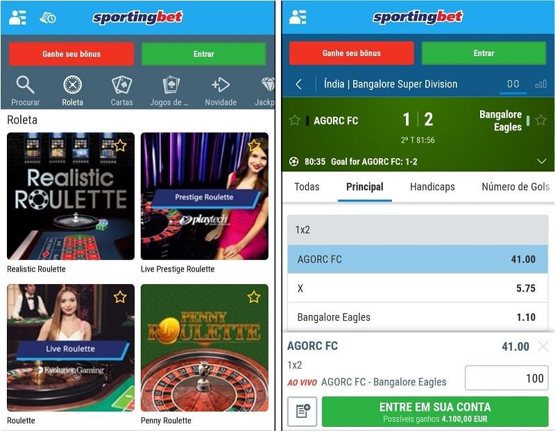 Sportingbet download