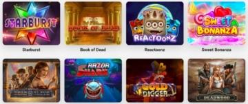 melhores jogos do cassino Leo Vegas