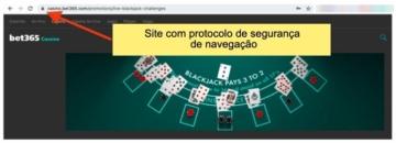 Site bet365 é seguro