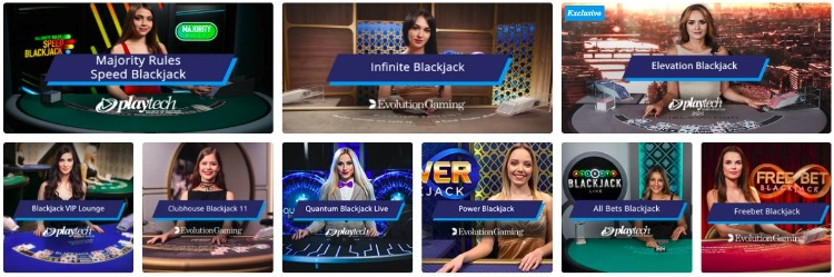 blackjack no cassino ao vivo sportingbet