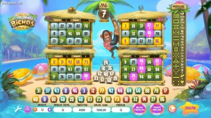 tela do jogo dos bichos praia - jogo do bicho online