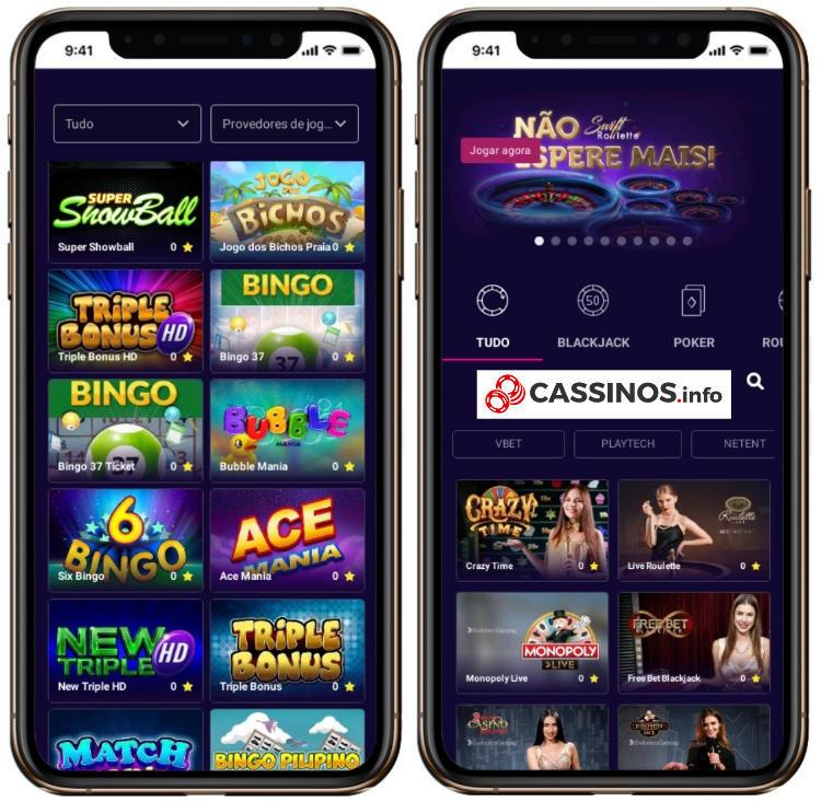 cassino Vbet app