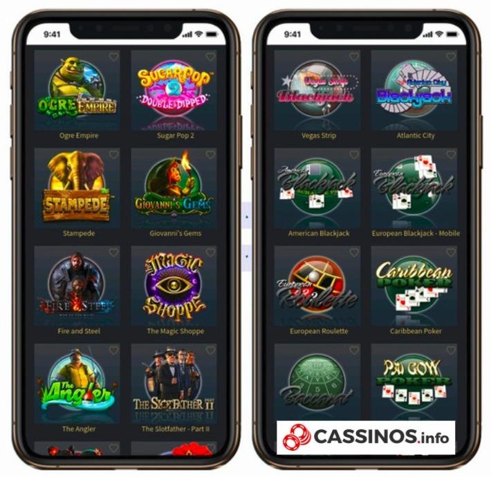 jogos de cassino online mobile
