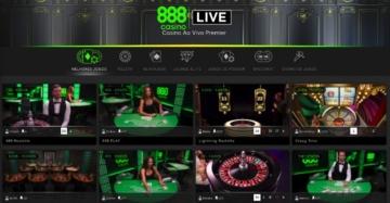 melhores jogos ao vivo cassino 888