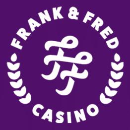logo cassino Frank & Fred