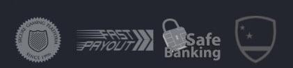 selos de segurança do cassino online