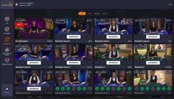Jogos pragmatic play nos Ju Casino com live dealer
