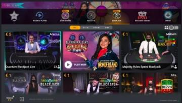 lobby do cassino ao vivo Joo Casino