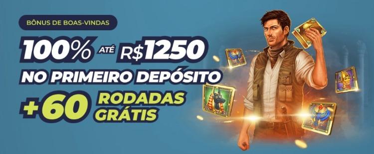 banner com bônus do Casinoin